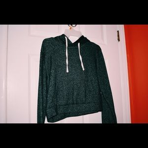 •Cropped sweatshirt - Forever 21